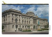 Central Library Milwaukee Full View Carry-all Pouch
