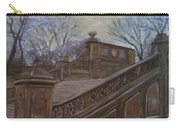 Central Park Bethesda Staircase Carry-all Pouch