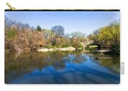 Central Park In New York City Carry-all Pouch