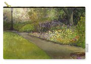 Central Park Carry-all Pouch by Jennifer Lommers