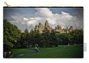 Central Park Skies Carry-all Pouch