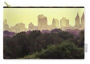 Central Park Skyline Carry-all Pouch