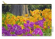 Central Park Tulip Display Carry-all Pouch