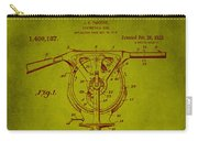 Centrifugal Gun Patent Drawing 3j Carry-all Pouch
