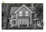 Century Home - Bw Carry-all Pouch