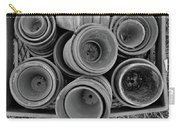 Ceramic Pots Bw Carry-all Pouch