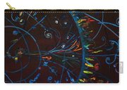 Cern Atomic Collision  Physics And Colliding Particles Carry-all Pouch