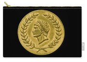 Julius Cesar Roman Coin Carry-all Pouch