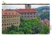 Cesky Krumlov Castle Complex In The Czech Republic Carry-all Pouch