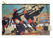 Ceylonese Dockworkers Carry-all Pouch