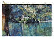 Cezanne: Annecy Lake, 1896 Carry-all Pouch
