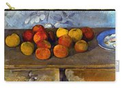 Cezanne: Apples & Biscuits Carry-all Pouch