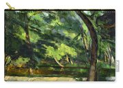 Cezanne: Etang, 1877 Carry-all Pouch