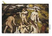 Cezanne: Five Bathers Carry-all Pouch