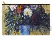 Cezanne: Flowers, 1873-75 Carry-all Pouch