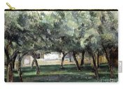 Cezanne: Le Clos Normand Carry-all Pouch