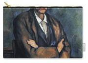 Cezanne: Man, C1899 Carry-all Pouch