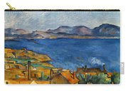 Cezanne Marseilles 1886-90 Carry-all Pouch