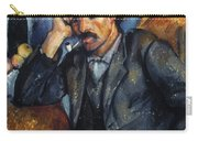 Cezanne: Pipe Smoker, 1900 Carry-all Pouch
