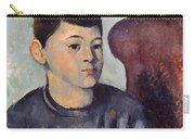 Cezanne: Portrait Of Son Carry-all Pouch