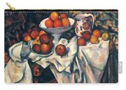 Cezanne: Still Life, C1899 Carry-all Pouch