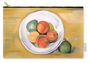Cezannes Fruit Bowl Carry-all Pouch