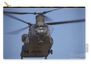 Ch-47 Chinook Flies Over Playas Carry-all Pouch