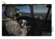 Ch-47 Chinook Pilot Refers Carry-all Pouch