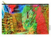 Chaco Culture Abstract Carry-all Pouch