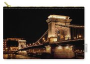 Chain Bridge - Budapest Carry-all Pouch