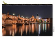 Chains Bridge In Prague Carry-all Pouch