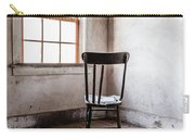 Chair By The Window Grafton Ghost Town Carry-all Pouch