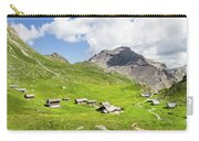Chalets De Clapeyto # II - French Alps Carry-all Pouch