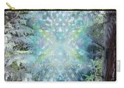 Chalice-tree Spirit In The Forest V3 Carry-all Pouch