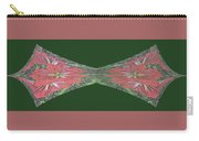 Chalk It Up Bowtie Carry-all Pouch