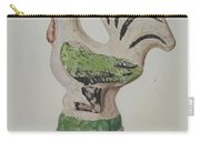 Chalkware Rooster Carry-all Pouch