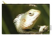 Chameleon Up-close 1 Carry-all Pouch