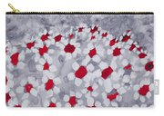 Champs De Marguerites - Love Is In The Air - Red -a23a3 Carry-all Pouch