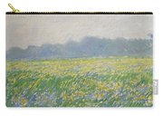 Champ D'iris A Giverny Carry-all Pouch