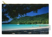Champagne Beach Carry-all Pouch