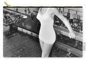 Champion Diver Vicki Draves Carry-all Pouch