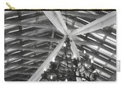 Chandelier In The Rafters Carry-all Pouch