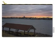 Chandler Hovey Park Sunset Marblehead Ma Carry-all Pouch