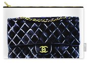 Chanel Bag Poster Carry-all Pouch