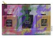 Chanel Coco Abstract Carry-all Pouch