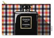 Chanel Coco Noir-pa-kao-ma2 Carry-all Pouch