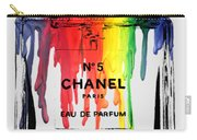 Chanel  Carry-all Pouch