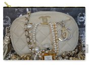 Chanel Monograms Carry-all Pouch