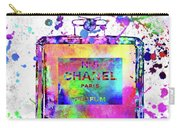 Chanel N.5 Colorful 5 Carry-all Pouch