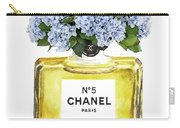 Chanel N.5 Yellow Bottle Carry-all Pouch
